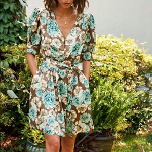 Happy Nature Felicity dress in Chateau Floral